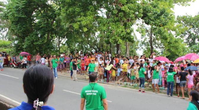 OCD IV-A observes Batangas City DRRMC Tsunami Drill